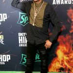 T.I. in Balenciaga  At The BET  Hip Hop Awards 2016