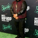 DJ Khaled At The BET  Hip Hop Awards 2016
