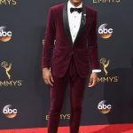Trevor Jackson  In  Anthony Franco  At the 68th Primetime Emmy Awards