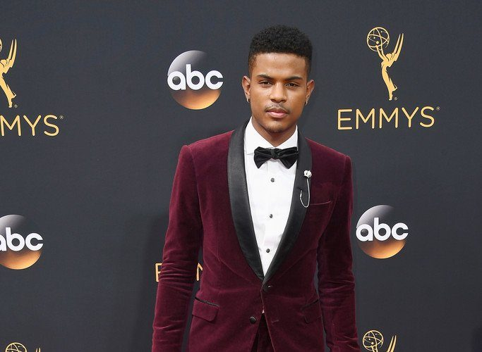 trevor-jackson-in-anthony-franco-at-the-68th-primetime-emmy-awards