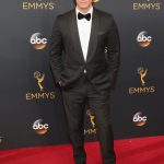 Joel Kinnaman In Ermenegildo Zegna At the 68th Primetime Emmy Awards