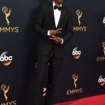 Chris Rock  In Prada  At the 68th Primetime Emmy Awards
