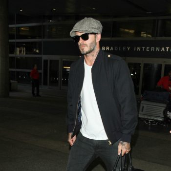 David-Beckham-Kent-Curwen-jacket-Saint-Laurent-jeans-shoes