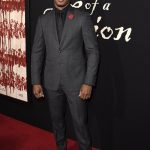 "Nate Parker attends the ""The Birth of a Nation"" LA Premiere"