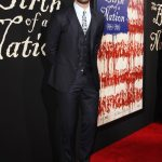 Armie Hammer wore Dolce & Gabbana At 'The Birth of a Nation' LA Premiere