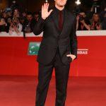 "Michael Bublé  In Alexander McQueen  At ""Tour Stop 148"" Rome Film Festival Premiere"