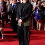 Robert Downey Jr.  In Givenchy AT Doctor Strange LA Premiere