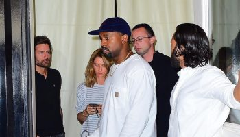 Kanye-West-Carhartt-shirt-Yeezy-shoes