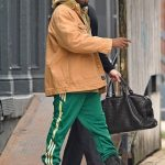 Kanye West   Calabasas Season 4   sweatpants  Out in New York