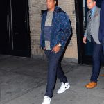 Jay Z  In Gucci At  Solange Album Release Party