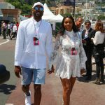 Dwyane Wade At Monaco Grand Prix