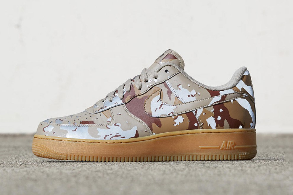 release date: 30af3 c61a5 Nike Air Force 1 Low Gets set to release New Camouflage Designs