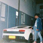 ASAP Rocky In Jordan Retros & Gucci jeans