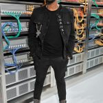 Usher Attends Chanel S/S 2017 Paris Fashion Show