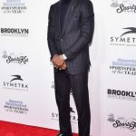 LeBron James In Tom Ford Suit At 2016 Sports Illustrated Sportsperson Ceremony