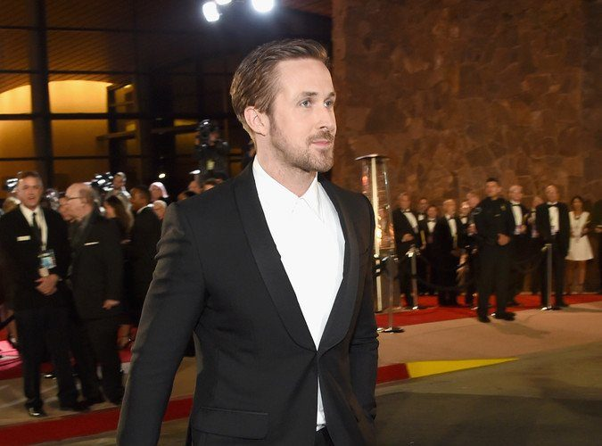 22f96de4f Ryan Gosling In Gucci At The he Palm Springs Film Festival Film Awards Gala
