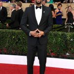 Common  In Prada At  the Screen Actors Guild Awards 2017