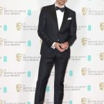 Tom Hiddleston In Gucci – BAFTAs 2017