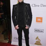 Zayn Malik In Balmain –  Clive Davis' Pre- Grammy Gala