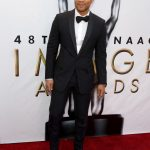 John Legend  In  Dior Homme – NAACP Image Awards