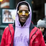 Asap Rocky In Prada , Palm Angels & Gosha  Rubchinskiy  X Super