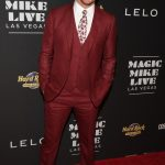 Channing Tatum at the grand opening of 'Magic Mike Live Las Vegas'