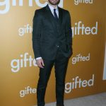 Chris Evans In Dolce and Gabbana – Gifted LA Premiere