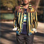 Fendi Casts  Hopper Penn  For  Spring ' 2017 Eyewear  Campaign