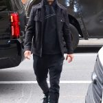 Justin Timberlake  In Nike & Coach – Out In New York