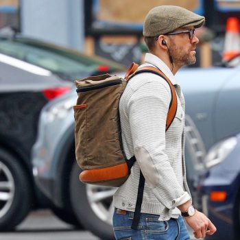 Ryan-Reynolds-Levis-jacket-Nudie-jeans-Vans-sneakers