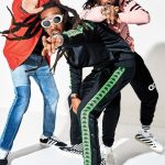 Migos For  GQ In  90'S Inspired Sportswear