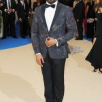 Donald Glover In  Burberry – 2017 Met Gala