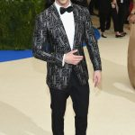 Nick Jonas  In  Ralph Lauren – 2017 Met Gala