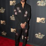 Big Sean  In Dior Homme   – MTV Movie & TV Awards  2017