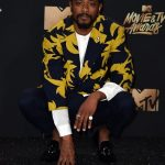 Lakeith Stanfield In Vivienne Westwood – MTV Movie & TV Awards 2017