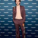 Harry Styles In Gucci Performing The Roxy Theatre in West Hollywood