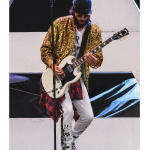 Jared Leto In Gucci  Performing  West Palm Beach in Florida