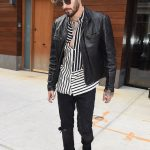 Zayn Malik In Alexander McQueen –  Out In New York