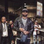 LeBron James  In  John Elliott Jacket & Wanderluste T-Shirt – NBA Finals Game 3