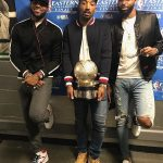 LeBron James, Jr. Smith ,Tristan Thompson   – Advance To  NBA Finals