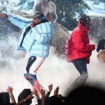 Migos At 2017 BET Awards  In Balenciaga  Puffer Jackets