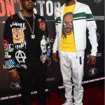 Snoop Dog   attends  Can't Stop LA Premiere