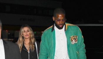 Tristan-Thompson-Gucci-green-jacket