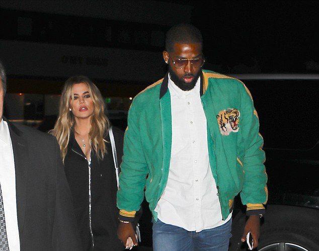 Tristan-Thompson-Gucci-green-jacket