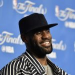 LeBron James In  Lanvin  & Tom Ford – NBA Finals Game 4