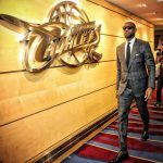 Lebron James In Tom Ford  – Game 1  Of 2016 Eastern  Conference Finals