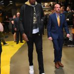 Kevin Durant Debuts Off-White X Nike Air Force 1 Sneakers – Nba Finals