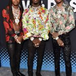 Migos In floral shirts – 2017 BET Awards