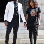 Gabrielle Union & Dwayne Wade – Paris Fashion Week Spring 2018 Menswear