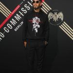 Swizz  Beatz In Dior Homme  – Bacardi x Dean Collection Event